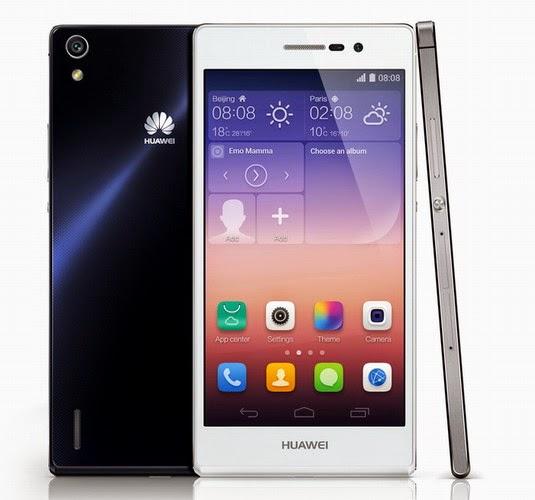 Harga Ponsel Huawei