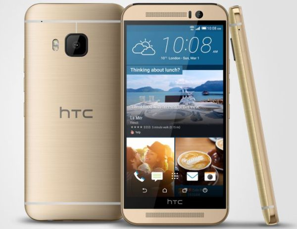 Ponsel HTC One E9