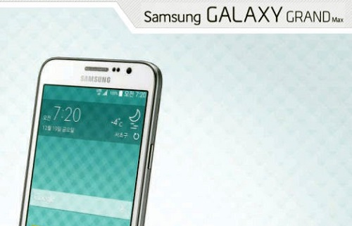 Ponsel Samsung Galaxy Grand Max