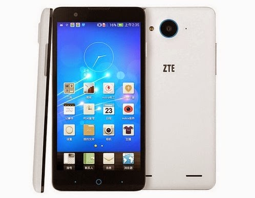 Ponsel ZTE Blade V5
