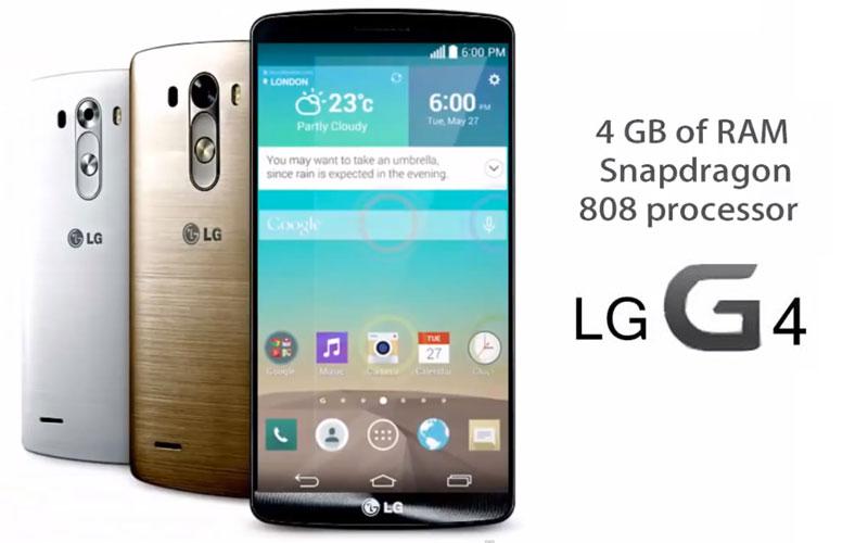 Ponsel LG G4