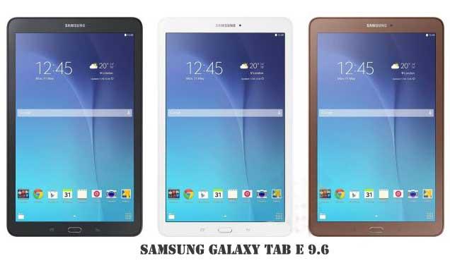 Ponsel Samsung Galaxy Tab E 9.6