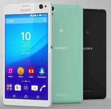 Ponsel Sony Xperia C4