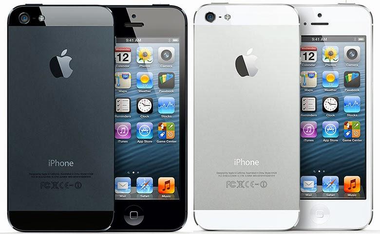 Ponsel iPhone 5s