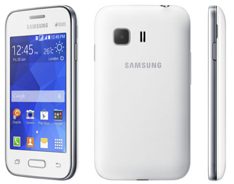 Samsung Galaxy Young 2 SM G130